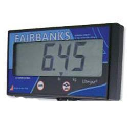 """Fairbanks 29595C  Remote LCD display with 1.5"""" characters for Ultegra MAX Parcel Scales"""