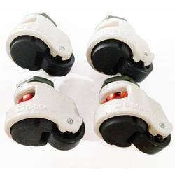 Ohaus 30041470 - Rolling Wheel Kit, Set (4), EX-HiCap