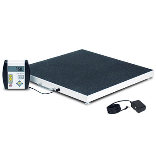 Detecto 6800 - Digital Bariatric Scale with AC Adapter, 1,000 x 0.2 lb