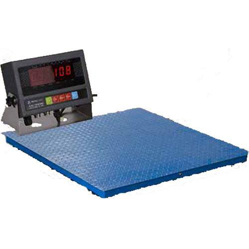 Prime Scales PS F 48 X 72 Inches Floor Scale 10000 X 1 Lb