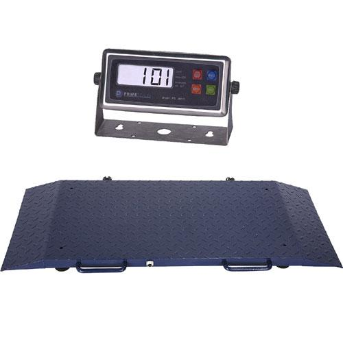 Prime Scales PS-2KAS - Vet Scale, 2000 x 0.2 lb
