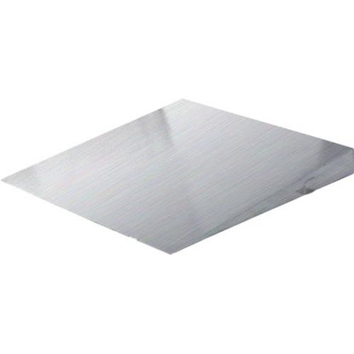 Cambridge 3861-1004-SS - Stainless Steel Smooth Ramp 10000 Capacity for SS660 Series - 48x36x3