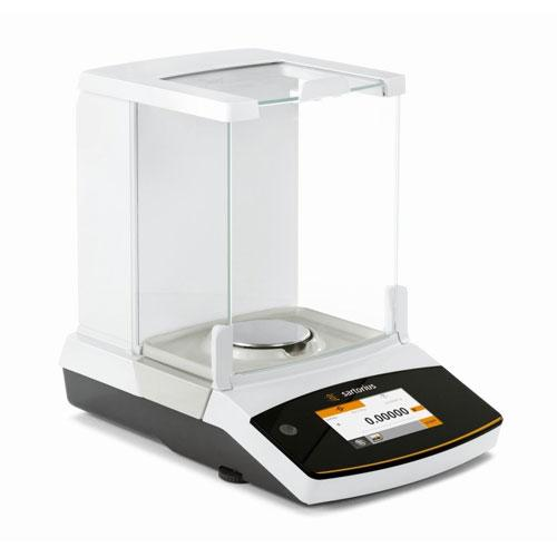 Sartorius Quintix125D-1S Analytical Semi-Micro Balance 60 g x 0.01 mg and 120 g x 0.1 mg