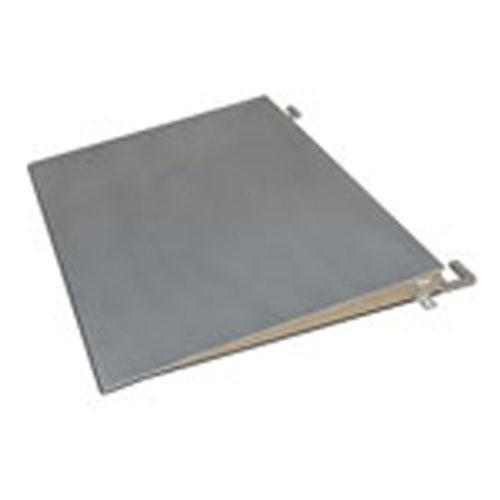 Cambridge RSS6PT2438 SS660-PT Series Stainless Steel Low Profile Ramp 24 x 48 x 3.75 / 2,500 x 0.2lb