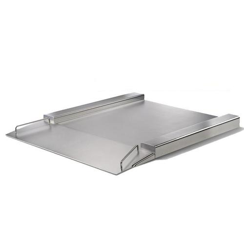 Minebea IFS4-600RR IF Flat-Bed Stainless Steel Weighing Platform 59.1 x 59.1, 1320 X 0.05 lb