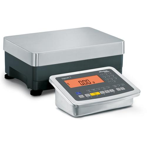 Minebea  SIWRDCP-V21 Signum  Level 3 Industrial Scale 15 kg x 0.5g