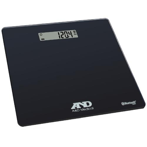 LifeSource UC-352BLE  Deluxe Digital Connected Body Weight Scale, 450 x 0.2 lb
