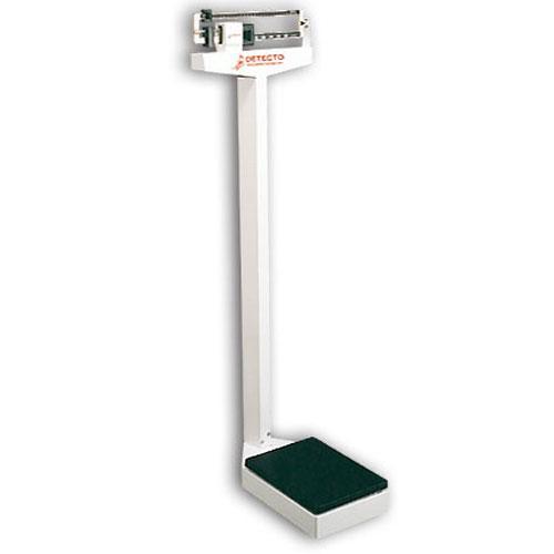 Detecto 437 Mechanical Medical Scale, 400 Lb X 4 Oz