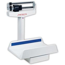 the detecto 450 mechanical pediatric scales are constructed with a heavy duty rust resistant with - Detecto Scales