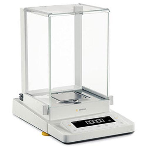 Sartorius MSE324S-ED15 Cubis Analytical Balance with Guide-Assisted Leveling and DU Draft Shield 320g x 0.1mg