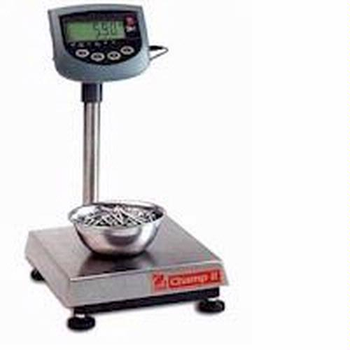 Ohaus Ch60 R11 Champ Ii Bench Scale 60 Kg X 0 01 Kg