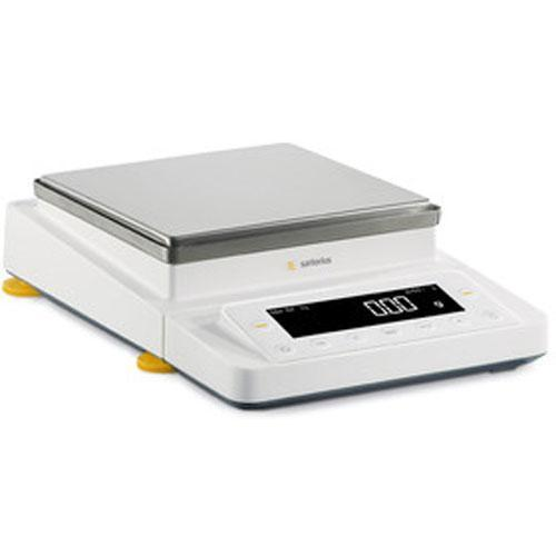 Sartorius MSE12201S-ED15 Cubis Toploading Balance with Guide-Assisted Leveling 12200 x 0.1 g