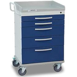 Detecto WHISPER Anesthesiology Cart