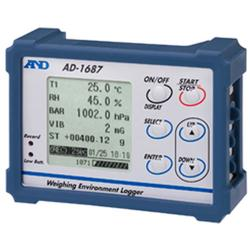AND Weighing -AD-1687 - Weighing Environment Logger