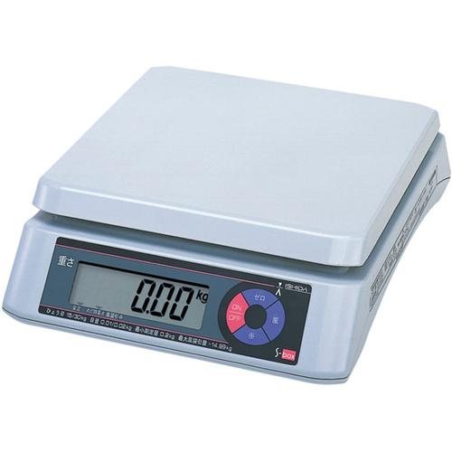 Ishida iPC-15 Legal for Trade Portable Bench Scale 6 x 0.005 lb and 15 x 0.01 lb