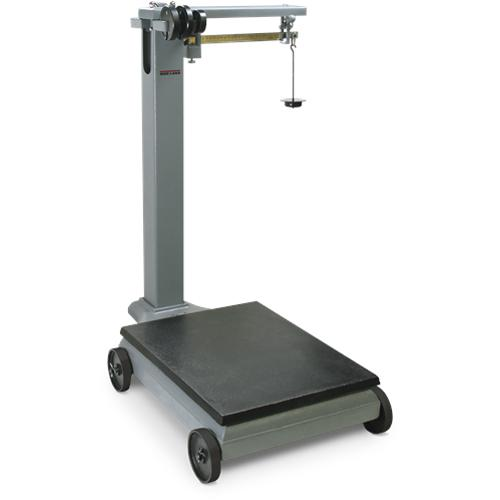 Rice Lake RL1200 Legal for Trade NTEP Portable Beam Scale - 1000 lb x 0.5 lb