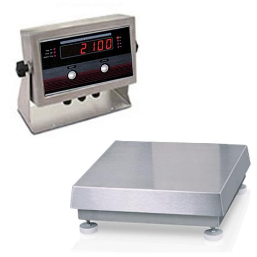 Rice Lake IQ plus® 2100 Bench Scale Legal for Trade  with Tilt Stand