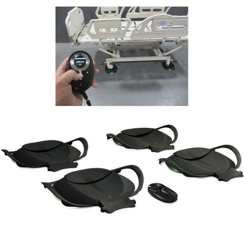 Rice Lake D1100 158216 Wireless Bed Scale 800 lb x 0.5 lb