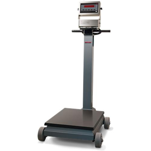 Rice Lake RL1200 IS Intrinsically Safe Electromechanical Portable Beam Scale - 1000 lb x 0.5 lb