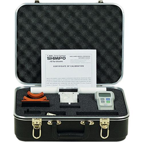 Shimpo FGV-PT100 Physical Therapy Kit with FGV Digital Force Gauge 100 x 0.1 lb