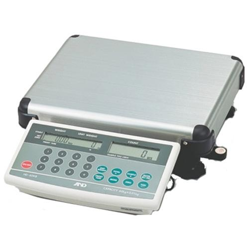 AND HD-30KB Digital Counting Scales, 30 kg x 5 g