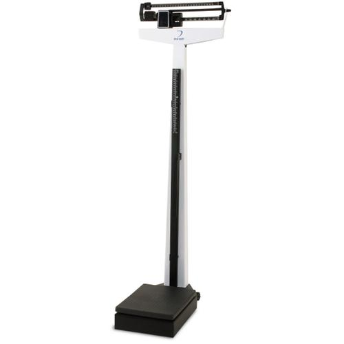 Doran DS2100 Mechanical Physician Scale with Height Rod  450 lb x 4 oz