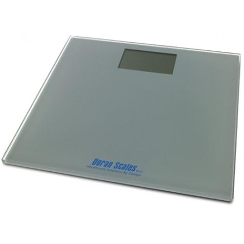 Doran DS500 Digital Flat Bathroom - Medical Scale 400 x 0.2 lb