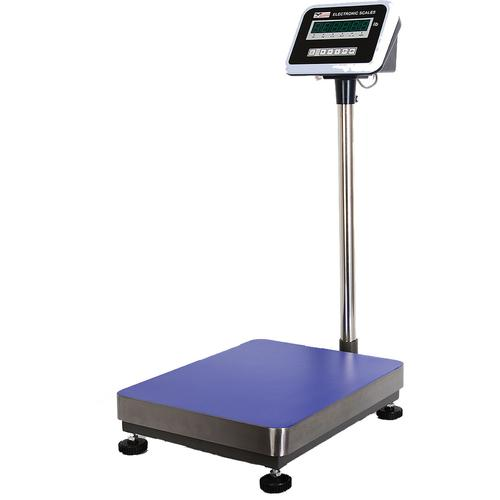 Zenith Scales Z-B300-1216 Bench Scale with Stainless Steel Platter - 300 x 0.01lb