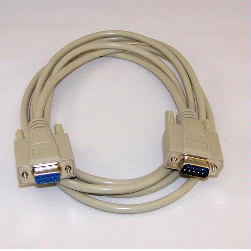 Ohaus 80500525 RS-232 Cable PC 9 Pin