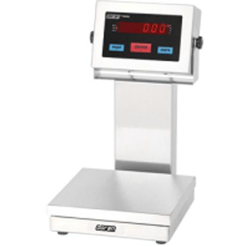 Doran 7050XL/15-C14  Legal For Trade Bench Scale with 15 x 15 inch Base and 14 inch Column 50 x 0.01 lb