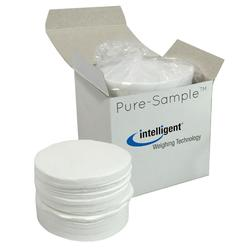 Intelligent Weighing Technology 15-PSP-9CM1-000 Pure-Sample™ Glass Fiber 90 mm Sample Pans - 200 count