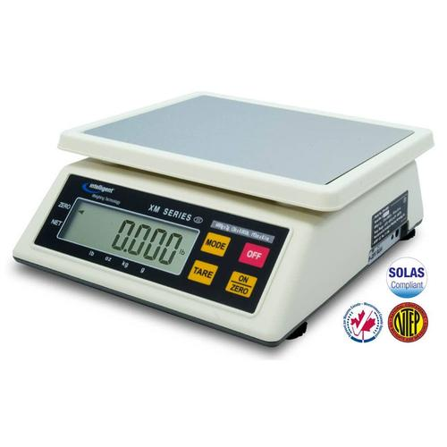 Intelligent Weighing Technology XM-6000 (3-XM2-S600-022) NTEP Toploading Industrial Scale 12 x 0.005 lb
