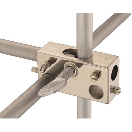 Zinc S Connector Nickel-Plated Zinc OHAUS CLC-SCONNZ Clamp