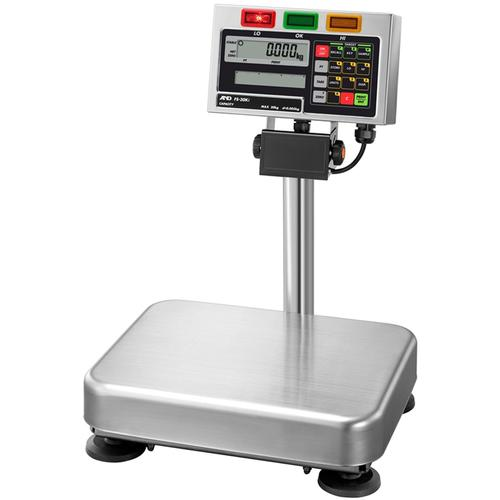 AND Weighing FS-15KiN Legal for Trade Checkweighing Scale, 35 x 0.01 lb