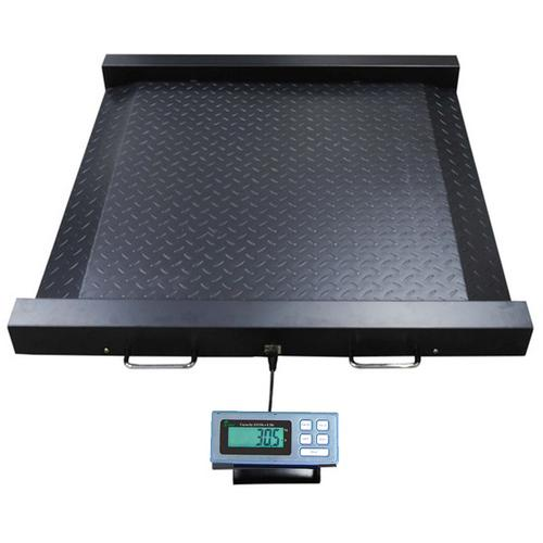 LW Measurements Tree SDS-1000 31 x 32.4 inch Drum Scale 1000 x 0.2 lb