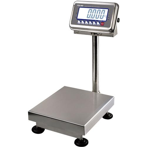 LW Measurements T-Scale BWS-500 Legal for Trade Washdown SS Bench Scale 500 x 0.1 lb