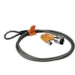 Mettler Toledo® 11600361 Anti-theft device  Steel security cord. Detachable lock with T-bar mechanism.