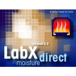 Mettler Toledo® 11120339 Software LabX Direct Moisture