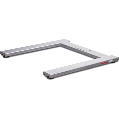 Rice Lake RoughDeck PW-1 177910 Stainless Steel 48 x 48 in Low-Profile Pallet Floor Scale  Base Only 2500 lb