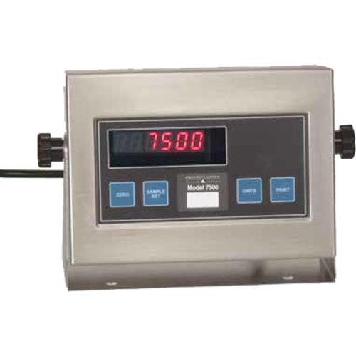 Pennsylvania Scale 7500+ Series Universal Weighing & Counting Indicator