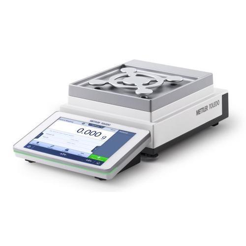 Mettler Toledo® XPR6002SDR Precision Balance with SmartPan 1200 x  0.01 g and 6100 x 0.1 g