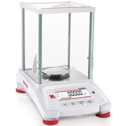 Ohaus PX224/E - Pioneer PX Analytical Balance with  External Calibration, 220 g x 0.1 mg