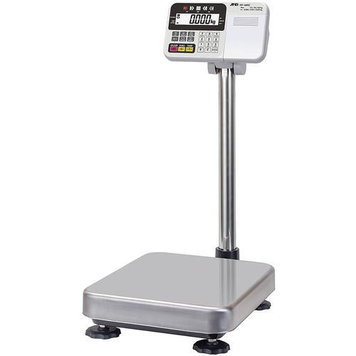 AND Weighing HV-60KC232 Legal For Trade Platform Scale with RS-232  30 x 0.01 lb - 60 x 0.02 lb - 150 x 0.05 lb