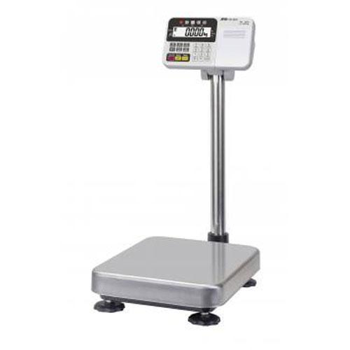 AND Weighing HW-60KCP High Resolution Bench Scale With Built-In Printer 150 x 0.01 lb