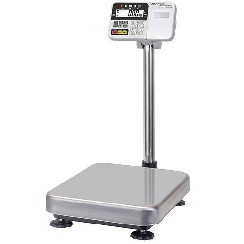 AND Weighing HW-200KCP High Resolution Bench Scale with Built-In Printer 500 x 0.05 lb