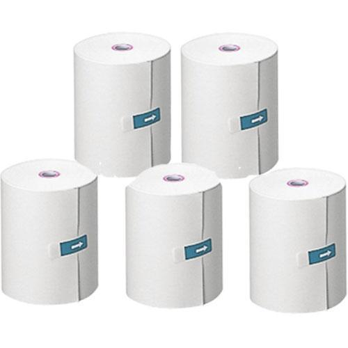 AND AX:PP147-S Pack of 5 Printer Paper Rolls for HV-CP and HW-CP