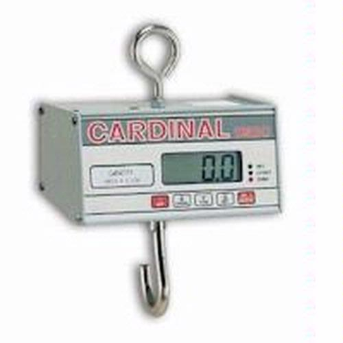 Detecto HSDC-200 Legal for Trade Hanging Scale, 200 x 0.1 lb