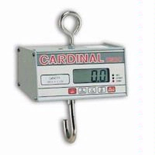 Detecto HSDC-20Kg Legal for Trade Hanging Scale, 20 x 0.01 kg