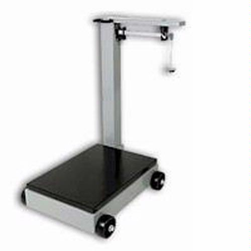 Detecto 854F-50PK Mechanical Platform Scale Legal for Trade  -  500  x 0.25 lb