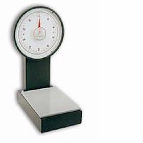 Detecto 1102EDX Mechanical Platform Dial Scale Legal for Trade, 100 lb x 0.1 lb